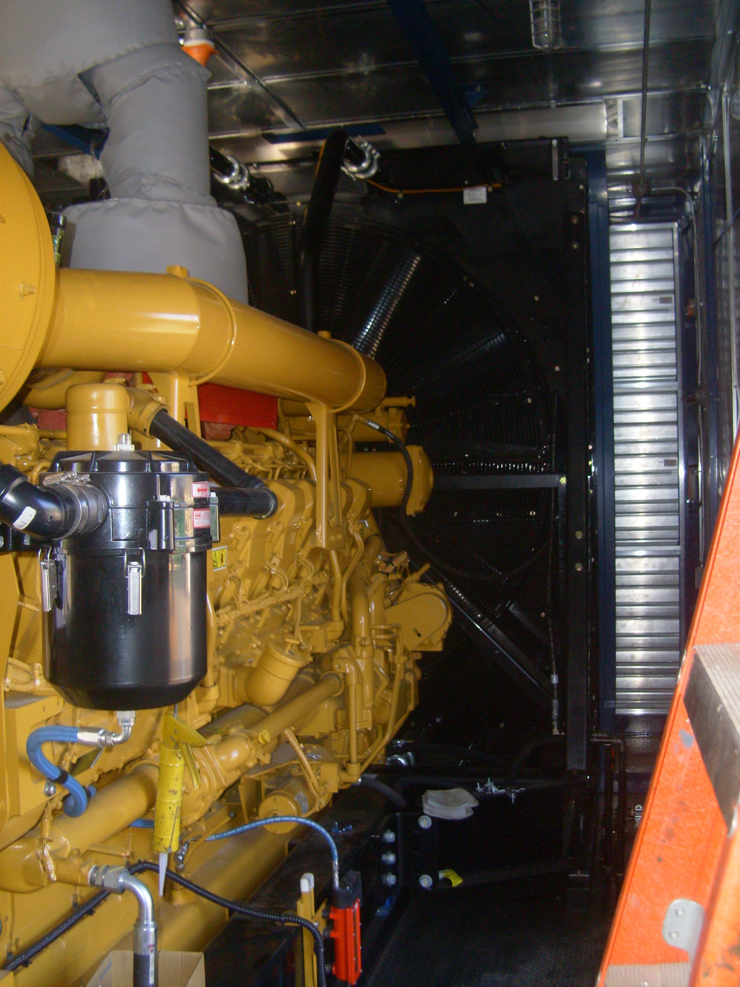 Metaltech Generator